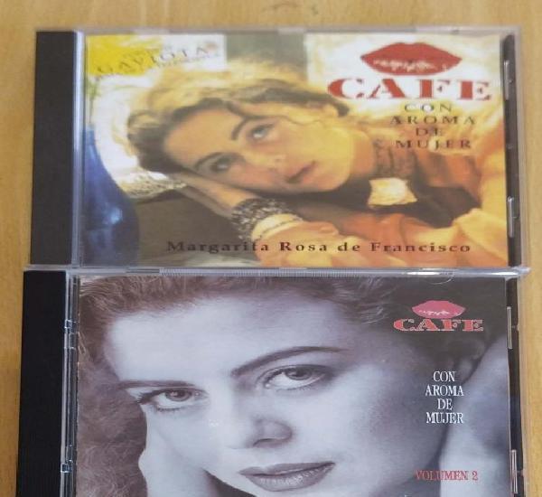 Lote b.s.o. telenovela - cafe con aroma de mujer (margarita