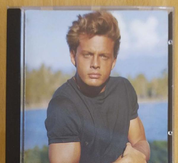 Luis miguel (20 años) cd 1990