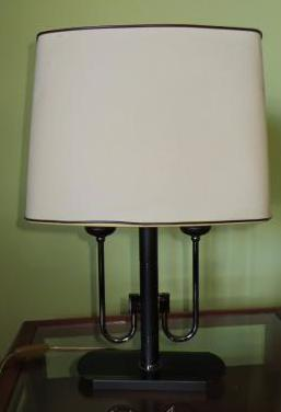 Lámpara de sobremesa muy moderna