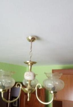 Lámpara techo tipo vintage