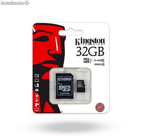 Lote tarjeta de memoria micro sd 32 gb clase 10