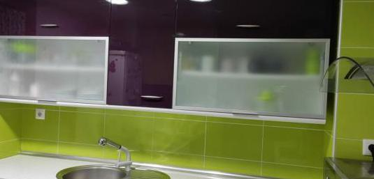Muebles de cocina con electrodomésticos