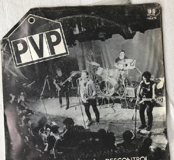 Pvp - el coche de la plas - single db belter spain 1982