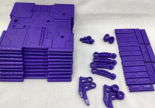 Pared/suelo maquetas (violeta)