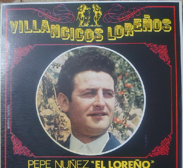 Pepe núñez el loreño single sello ekipo año 1970 editado