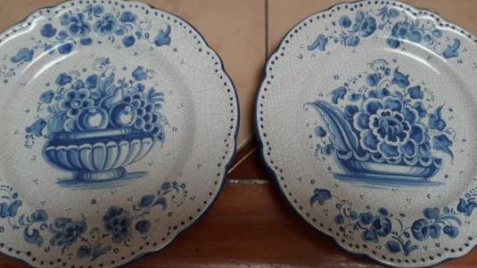 Platos cerámica