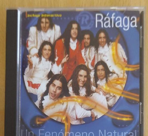 Rafaga (un fenomeno natural) cd 2000
