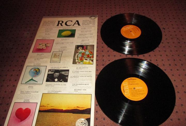 Rca 25 años de exitos - varios artistas - rca - spain - 2