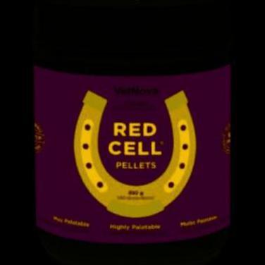 Red cell pellets 850 gr + gratis absorbine vet...