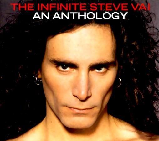 Steve vai. the infinite steve vai. an anthology. doble cd.