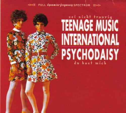 Teenage music international/psychodaisy split (single).