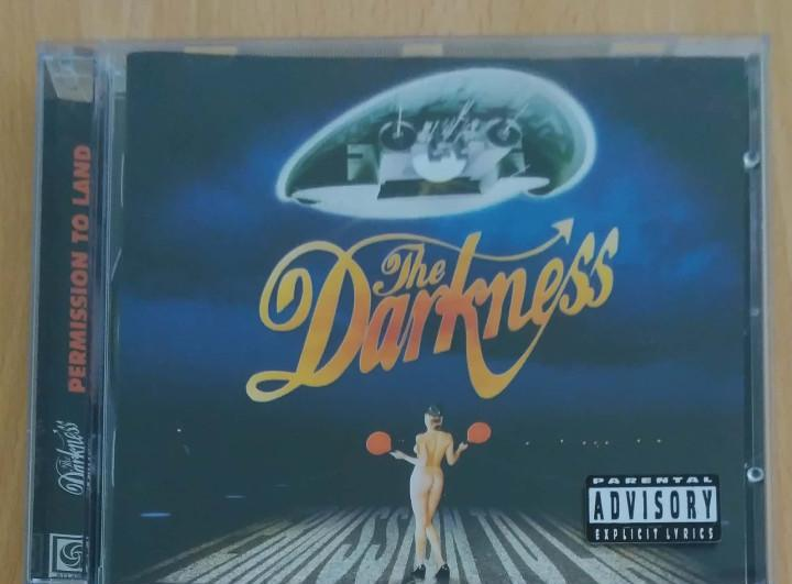 The darkness (permission to land) cd 2003