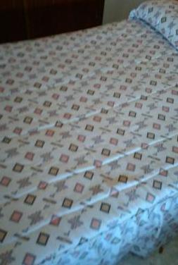 Edredón cama 105