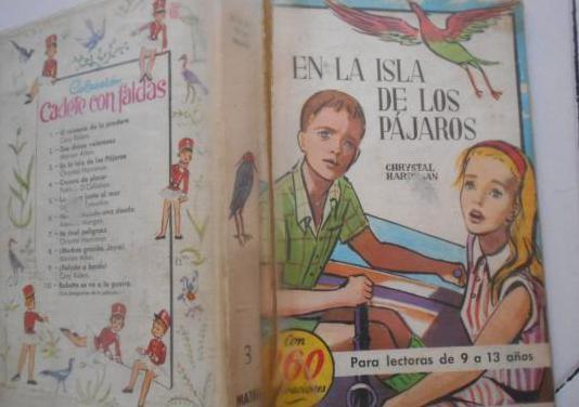 En la isla de los pajaros, año 1964,