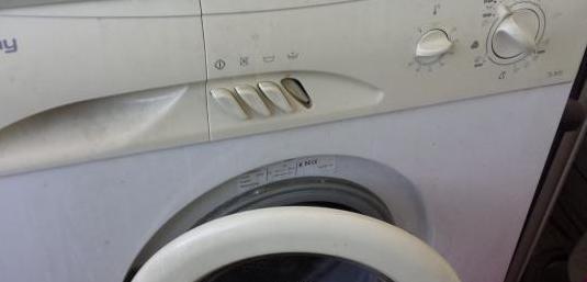 Lavadora balay ts 805