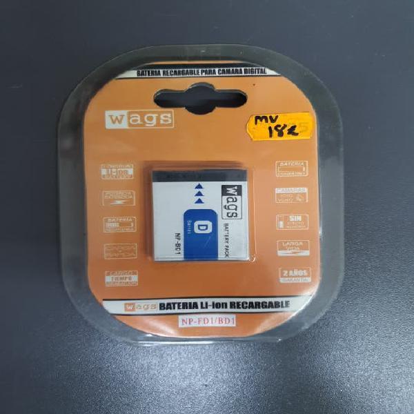 Bateria sony np-fd1/bd1