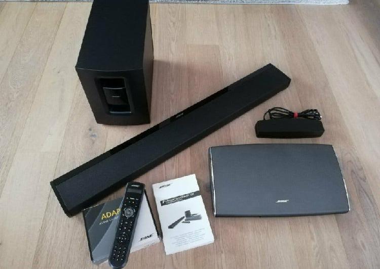 Bose lifestyle wi - fi barra de sonido