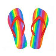 CHANCLAS DEL ORGULLO GAY, TALLA 44-45