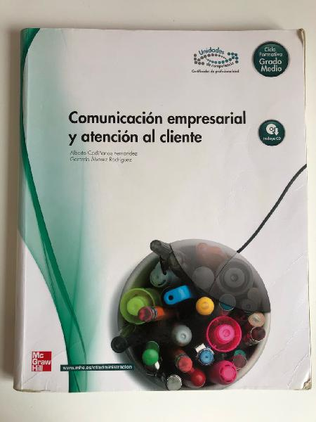 Comunicacion empresarial y atencion al cliente