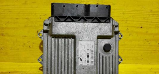 Centralita motor uce fiat punto berlina (188) 1.3 16v