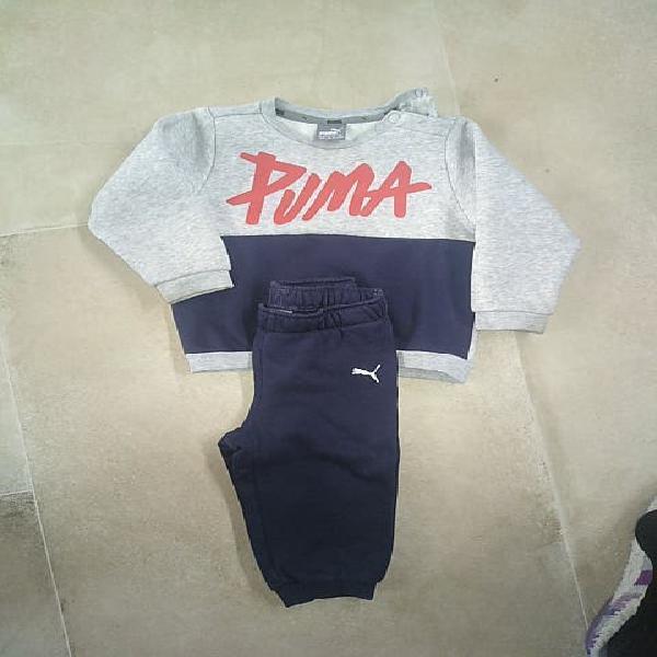 Chandal bebé puma