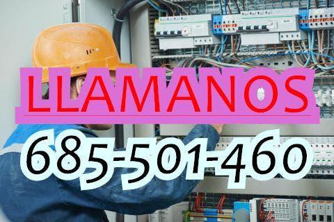 Electricista profesional - reparaciones 24/0