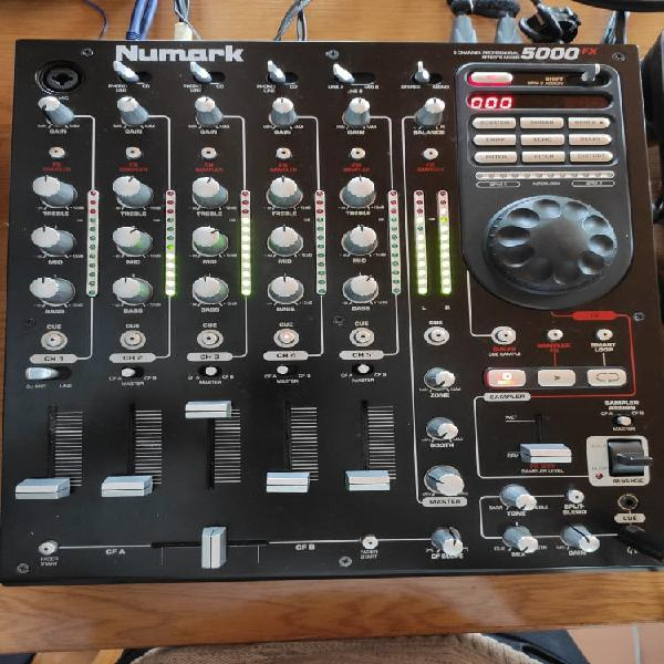 Numark 5000fx dj
