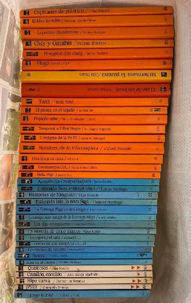 Pack de 35 libros