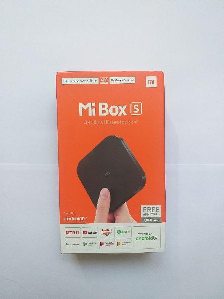 Xiaomi tv box s nuevo