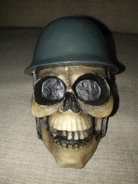 Figura cabeza soldado