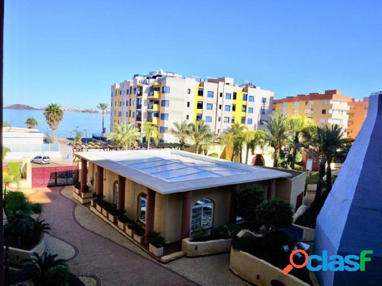 Bonito apartamento 2d en primera linea en playa honda