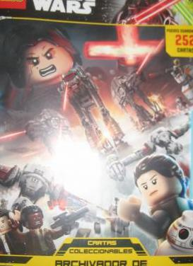 Cartas lego star wars