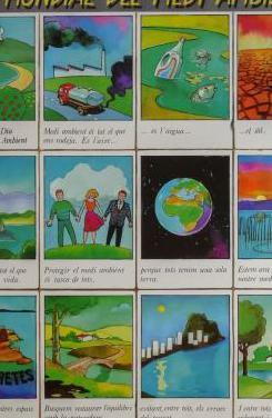 Cartel Día mundial del Medio Ambiente