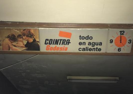 Catel publicitario de los años 70