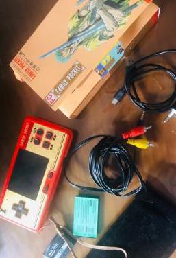 Consola con más de 500 juego arcade
