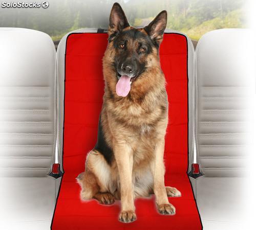 Cubreasientos de mascotas para coche