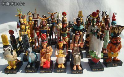 Figuras Dioses Egipcios