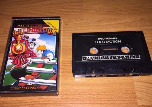 Loco-motion juego original spectrum