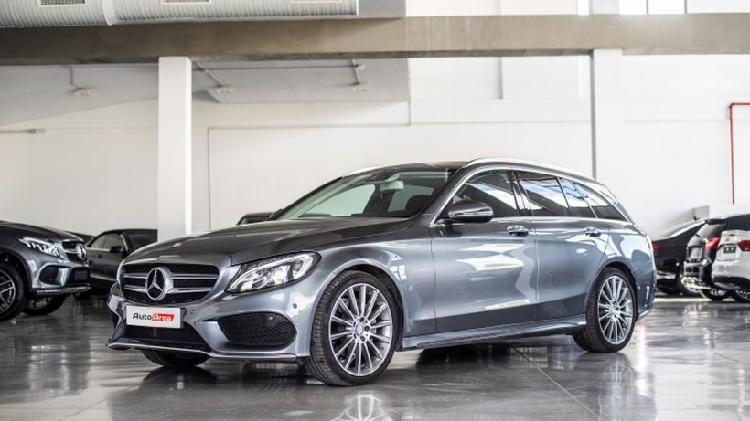 Mercedes-benz clase c estate 220d 9g-tronic (4.75)