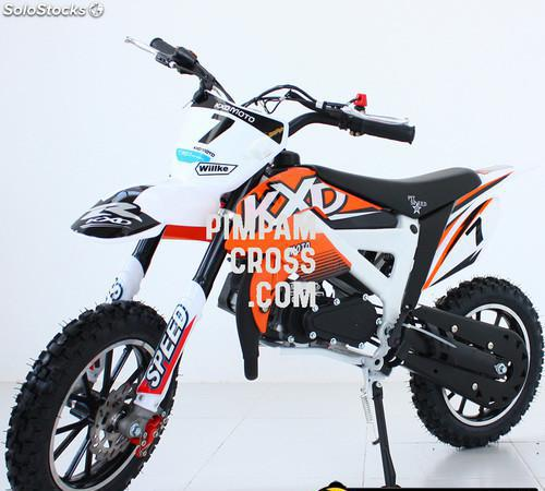 Mini moto cross 49cc 706 kxd