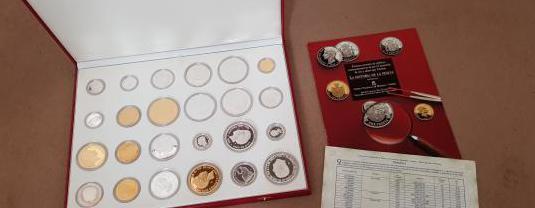 Monedas plata peseta