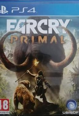 Ps4 far cry just cause 4 farcry primal