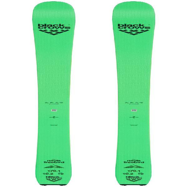 Pack esquí alpino navis freebird + fij