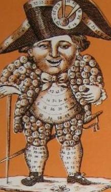 Postales de loteria - año 60/70