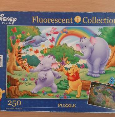 Puzzle de 250 piezas