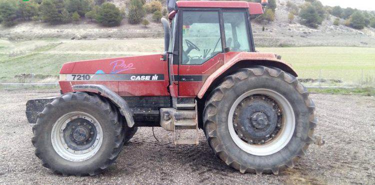 Venta de Tractor Case IH 7210 PRO en Valladolid