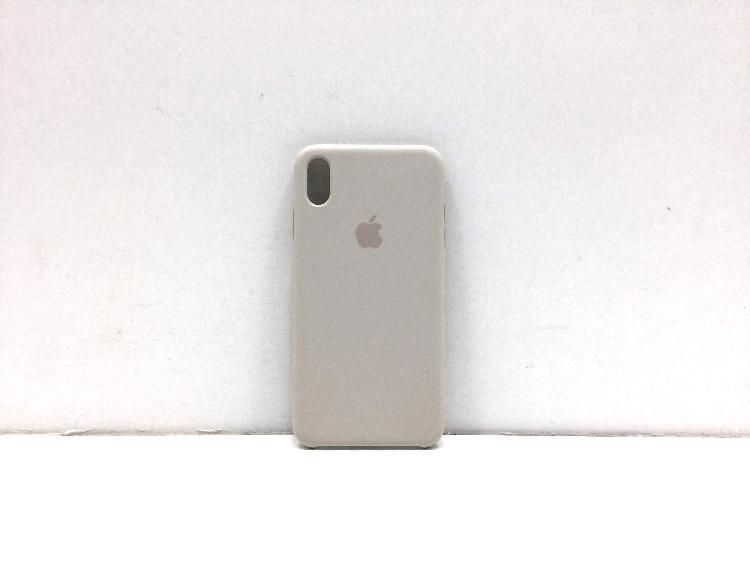 apple xs max silicone