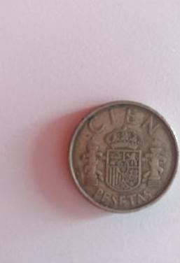 Cien pesetas 1983 rey juan carlos