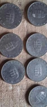Monedas 10 florint precio unidad.ver