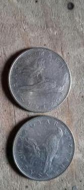 Monedas 50 florint precio unidad año 1995